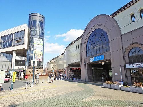 狛江駅の解説